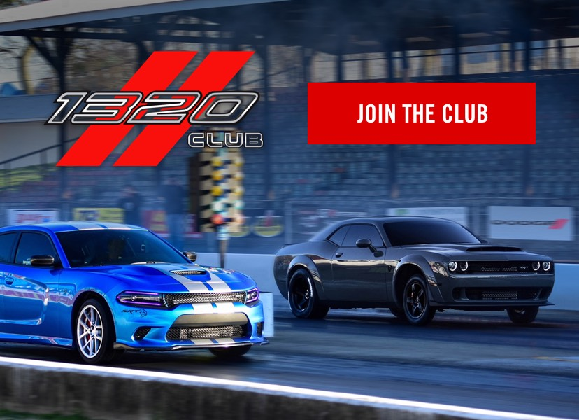 1320 Club - Join the Club