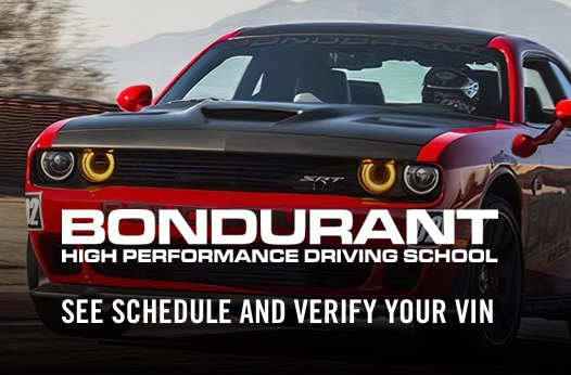 Bondurant Racing School
