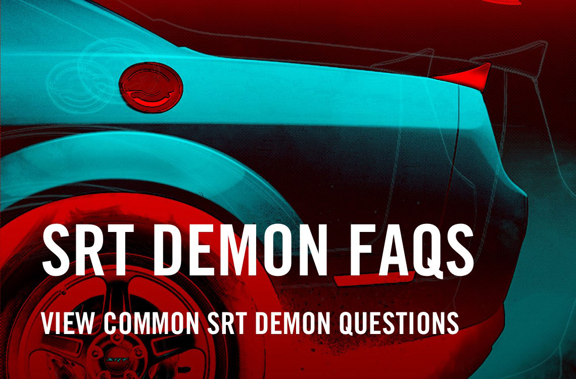 Demon FAQ