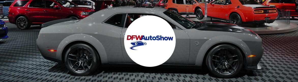 Dallas Auto Show Dodge Garage - Dallas car show 2018