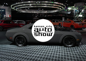 Kansas City Auto Show Dodge Garage - Car show kc