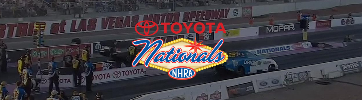 NHRA Nationals - Las Vegas