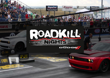 Roadkill Nights powered by Dodge | Dodge Garage