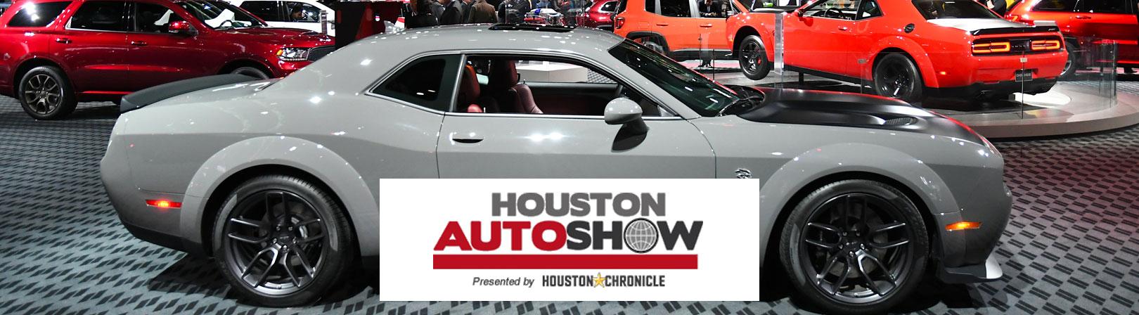 Houston Auto Show | Dodge Garage