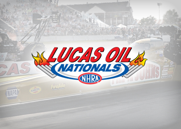 NHRA Lucas Oil Nationals