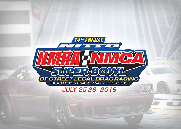 NMCA Super Bowl of Street Legal Drag Racing