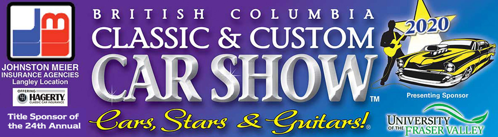 24th Annual British Columbia Classic & Custom Car Show