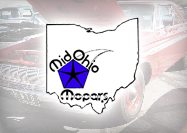 29th Annual Mid-Ohio Mopars All Mopar Show