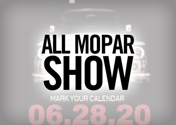 All Mopar Show