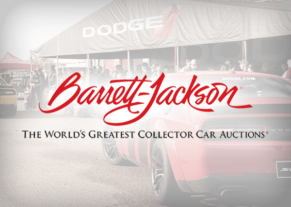 Barrett-Jackson Fall Auction