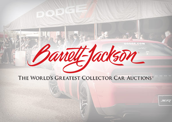 Barrett-Jackson West Palm Beach