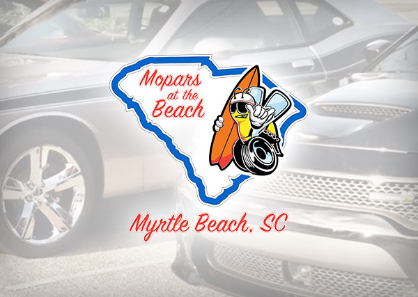 Mopars at the Beach
