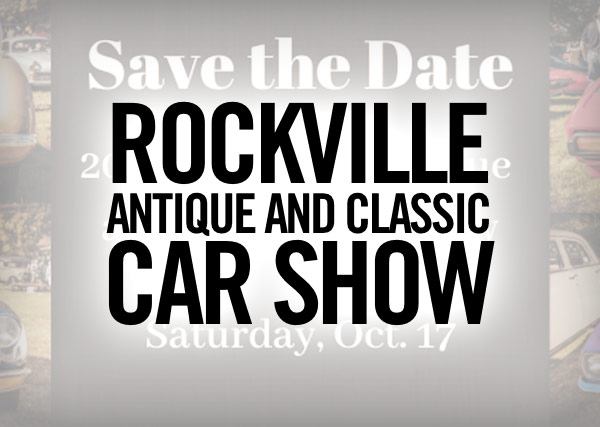 Rockville Antique and Classic Car Show