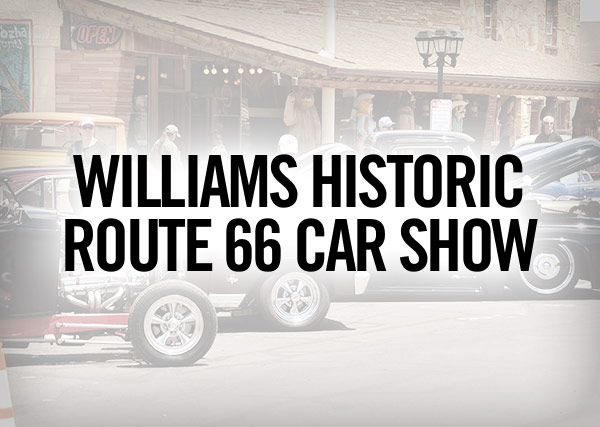 Williams Historic Route 66 Car Show