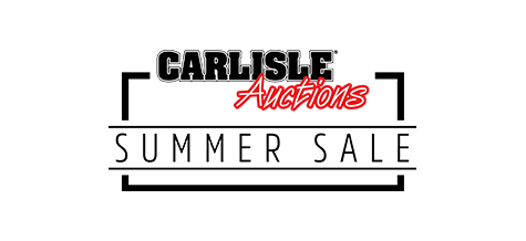Carlisle Auctions Summer Sale