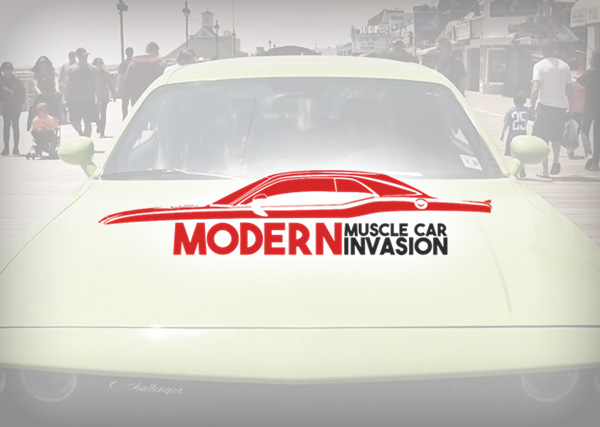 Modern Muscle Car Invsasion