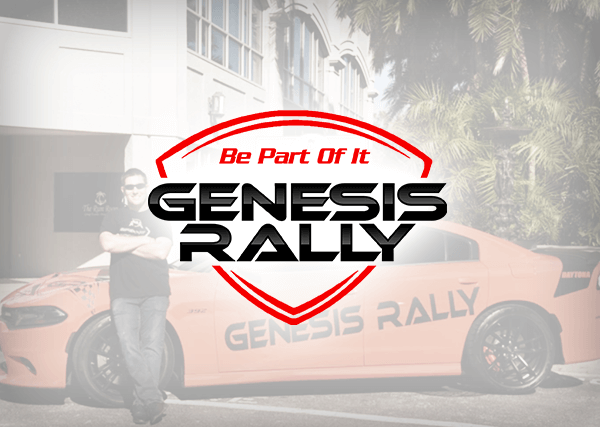 Genesis Rally The July JAMboree