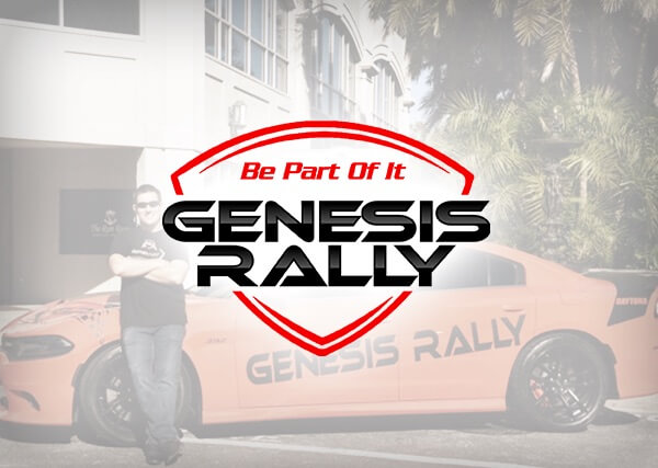 Genesis Rally The Big Easy