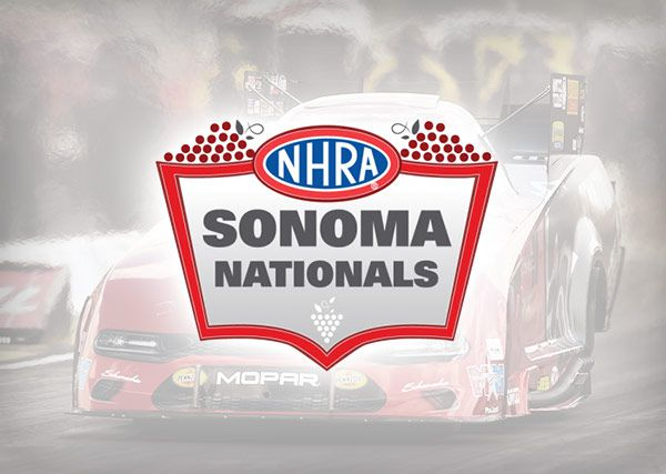 NHRA Sonoma Nationals