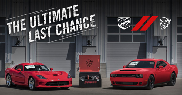 The Ultimate Last Chance | Dodge Garage