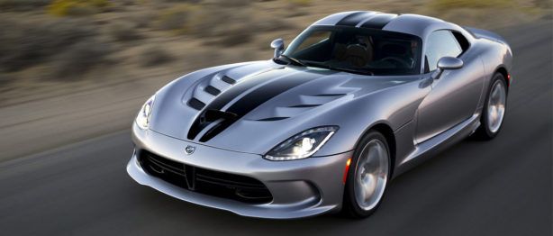 American Supercar Dodge Viper Named to Hagerty's 'Hot List' of Future Collectibles
