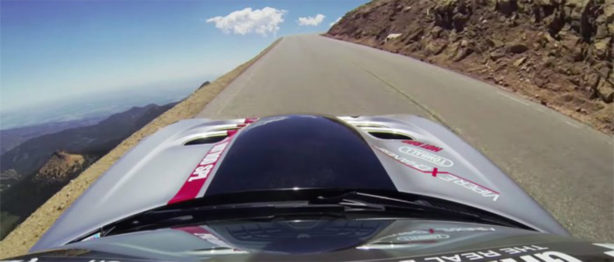 America's Most Famous Uphill Battle in a Viper ACR