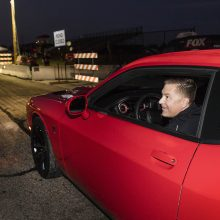 Roadkill Nights Powered by Dodge Brings Legal Drag Racing to Woodward Dream Cruise