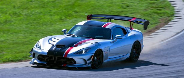 Set Up Your Viper ACR for the Track Like a Pro