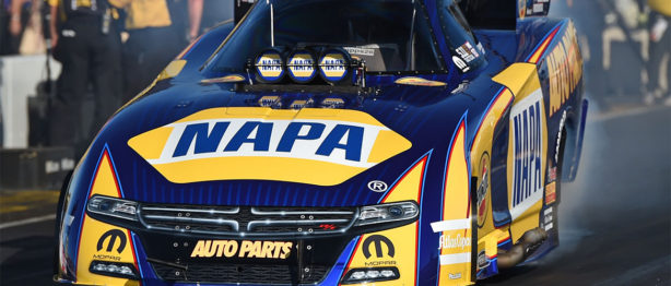 Capps Takes Dodge Charger to Sonoma Raceway Final Round