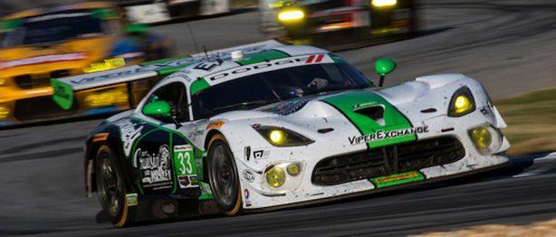 Viper GT3R racecar
