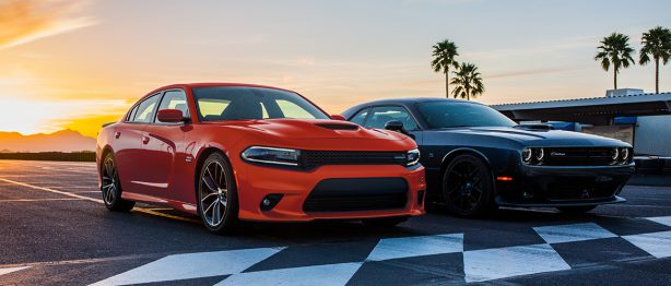 Dodge Charger & Challenger Most Loved