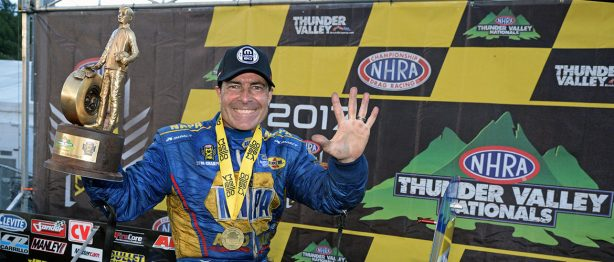 Ron Capps wins Thunder Valley National