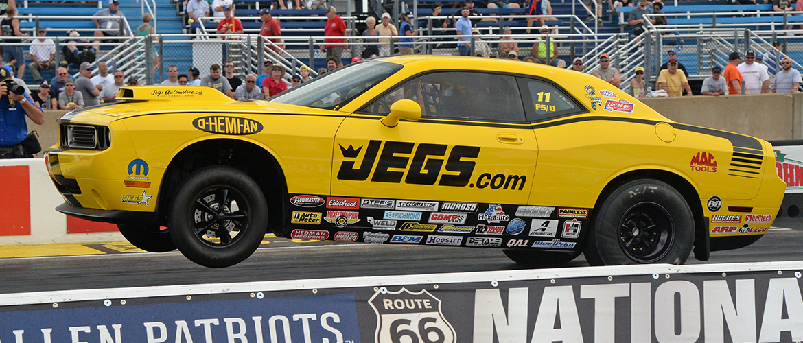 Route 66 Nationals Top Dodge Finishers
