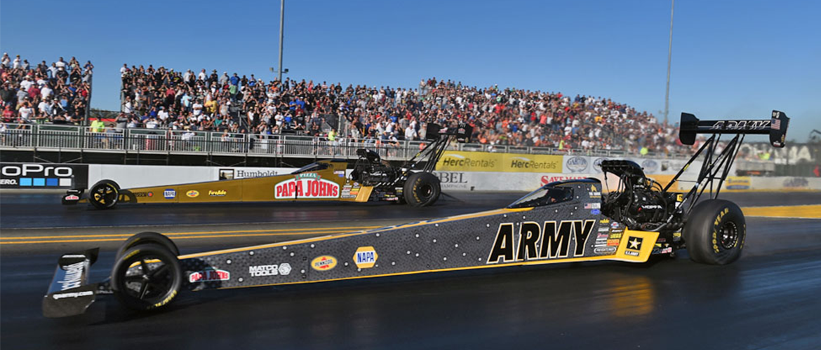 top thrill dragsters racing at Sonoma