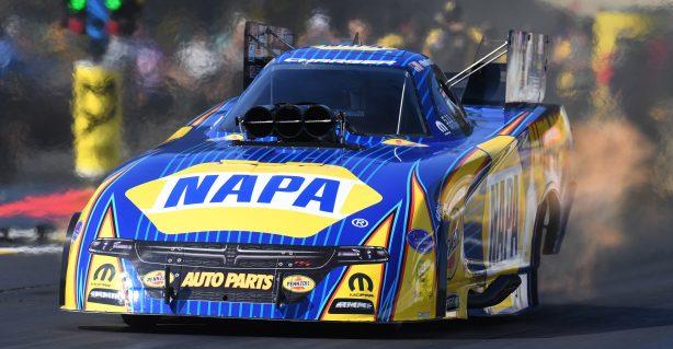 Napa drag racing