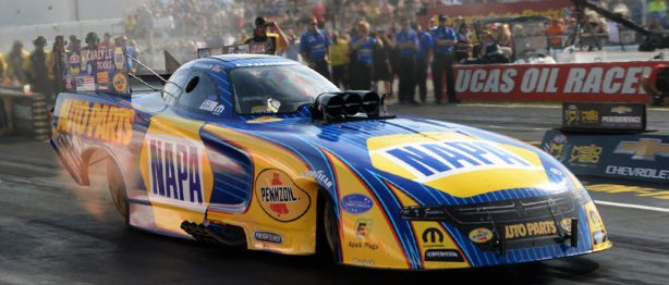 Ron Capps US Nationals
