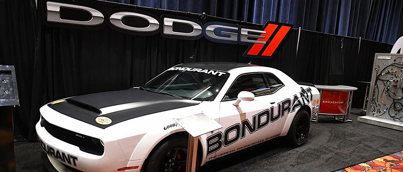 Dodge SRT Demon Challenger