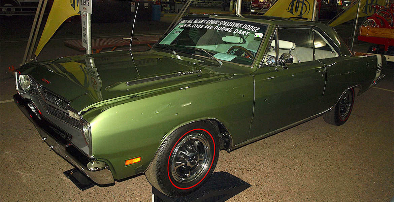 1969 Dodge Dart GTS 440 Magnum