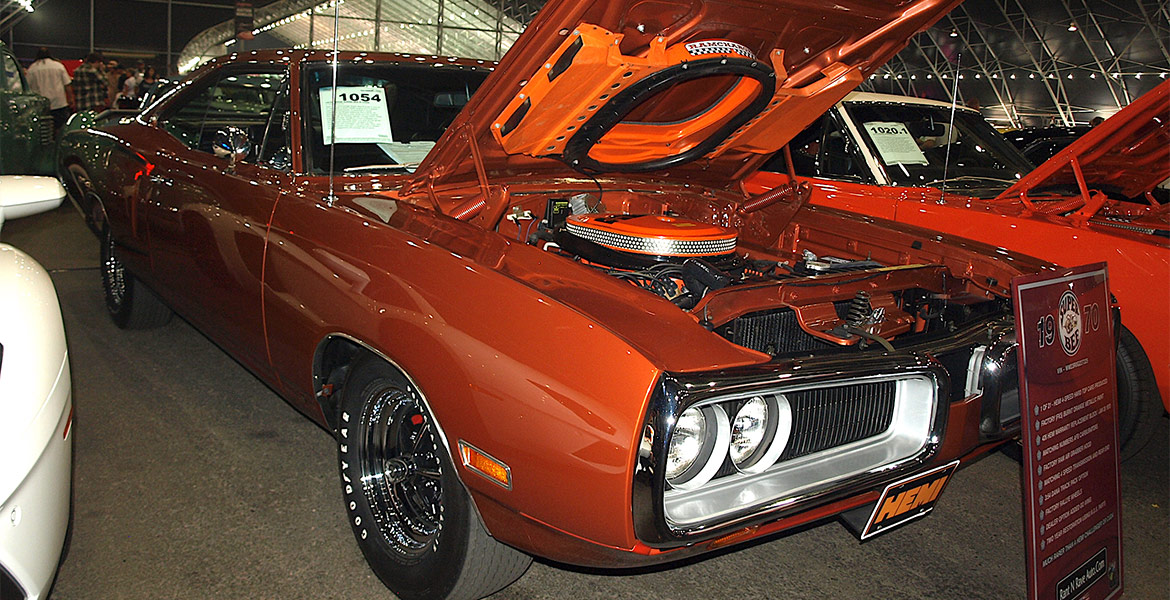1970 Dodge Charger Superbee Hemi