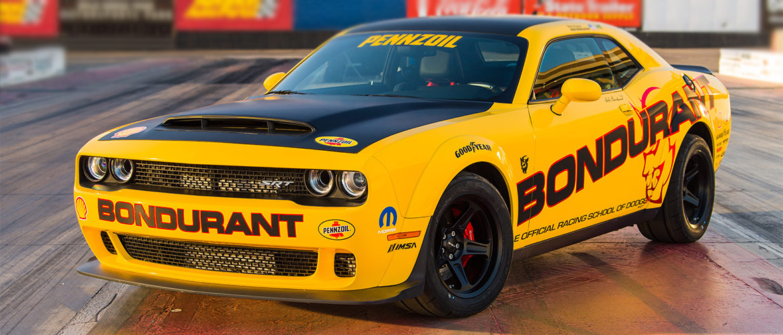 Bondurant Drag Racing School - Dodge Demon