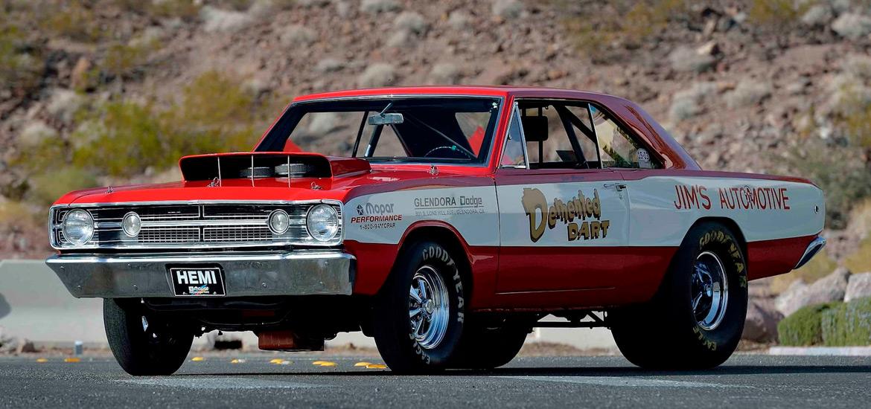 1968 Dodge Hemi Dart LO23 Super Stock