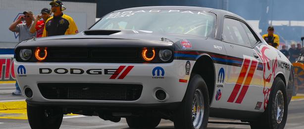 Dodge SRT Challenger racecar