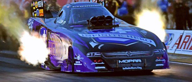 Dodge//SRT NHRA Mello Yello Drag Racing Series: Notes & Quotes 2018 Arizona Nationals, Chandler, Arizona