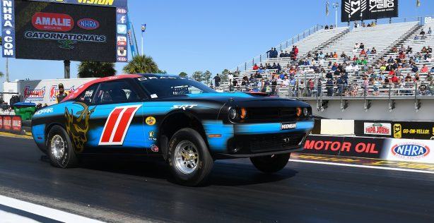 Leah Pritchett Dodge Challenger Drag Pak