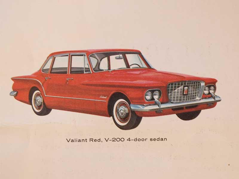 Chrysler 1960 Valiant