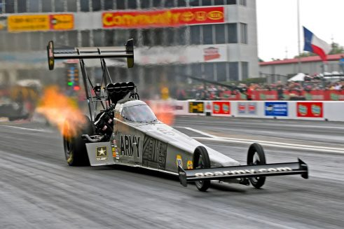 Army Top ful dragster