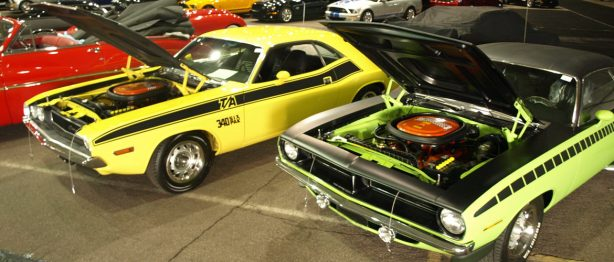 E-body Plymouth Barracuda and Dodge Challenger