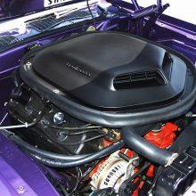 Shaker-equipped 1970-'71 'Cuda