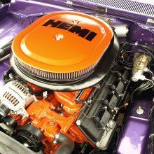 third-generation HEMI-powered 1969 Barracuda