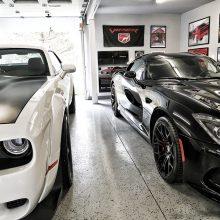 Dodge Demon and Dodge Viper